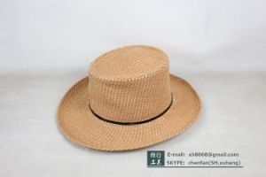 Fedora Paper Straw Cap (XH-PA2141) pictures & photos
