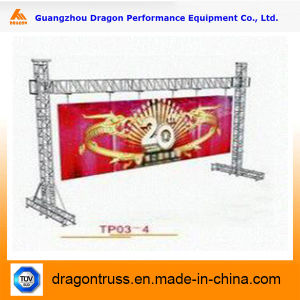 Aluminium LED Screen Truss for Trade Show Booth pictures & photos