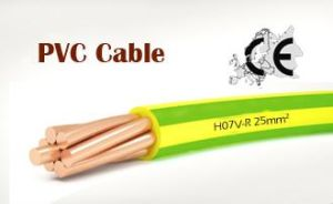 Copper Conductor PVC Insulated Electric Wire and Cable 2.5mm Henan Factory pictures & photos