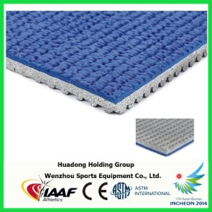 Indoor/Outdoor 9mm Auxiliary Rubber Running Track for Playground, School, Gym, Sports Court, Track Field pictures & photos