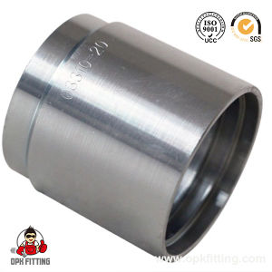 Carbon Steel Hose SAE 100r1/2at, 1sn/2sn Ferrule pictures & photos