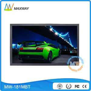 TFT Color 18.5inch LCD Monitor Wall Mount with Touchscreen (MW-181MBT) pictures & photos