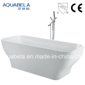 Hot Style Acrylic Freestanding Bathtub (JL610) pictures & photos