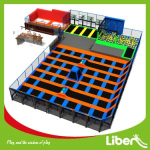 Indoor Large Skyhigh Air Trampoline Park pictures & photos