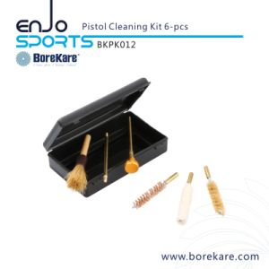 6-PCS Gun Cleaning Pistol Kit Gun Cleaning Brush pictures & photos