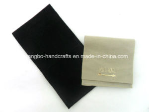High-End Custom Jewelry Pouch with Logo pictures & photos