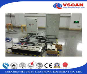 Vehicle Security Inspection System for Embassy, Jailhouse, Basement Car Entreance pictures & photos