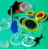 Eco - Friendly Medical Grade Silicone Medical Gasket for Respirator Mask pictures & photos