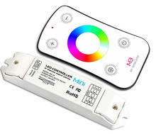 2.4G RF Remote LED Controller Color Circle M3 Work with M4-5A for Dimming pictures & photos