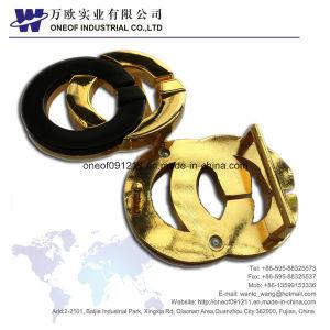 40mm Men′s Belt Buckle Zinc Alloy Material pictures & photos