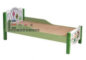 Environment-Friendly Dormitory Furniture Children & Baby Car Bunk Bed pictures & photos