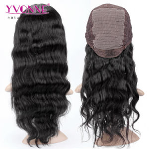 Top Quality Brazilian Human Hair Lace Front Wig pictures & photos