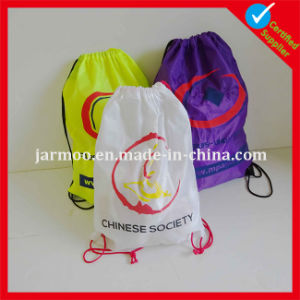 Nylon Cheap Kids Drawstring Bags pictures & photos