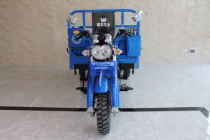 Cargo Passenger Tricycle Electric Three Wheel Motorcycle pictures & photos