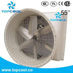 "Superior Quality Gfrp 55"" Hog House Ventilation Exhaust Fan pictures & photos"