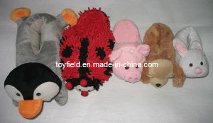 Animal Shoes Slippers Plush Stuffed pictures & photos