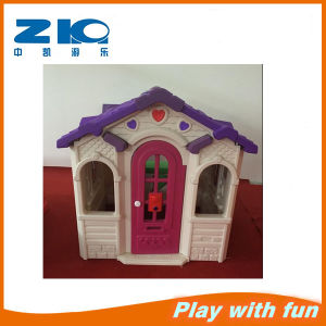 Indoor Playground Indoor Plastic Playhouse for Sale pictures & photos