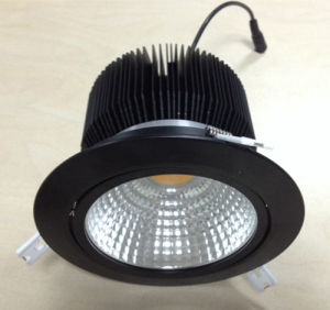 Ce SAA Lifud Driver 6inch CREE 30W COB LED Downlight pictures & photos