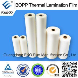 BOPP Pre-Glued Lamination Film Manufacturer pictures & photos