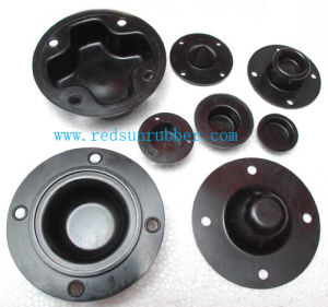 Custom Durable Eco-Friendly Rubber Flange Gasket pictures & photos