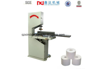 Manual Toilet Paper Roll Cutter Making Machine pictures & photos
