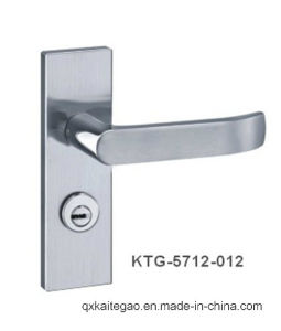 (KTG-5712-012) Satin Finish Stainless Steel Plate Handle pictures & photos