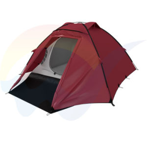 Folding Camping Tent/Travel Familt Tent/Hunting Tent with Canopy