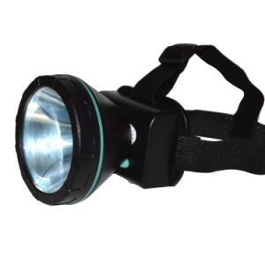 T6 10W Rechargeable 18650 LED Headlight pictures & photos