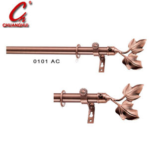 Curtain Pipe (0101AC) Curtain Rod Hardware Pole pictures & photos