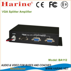 Car Accessaries DC12V-32V VGA Splitter pictures & photos