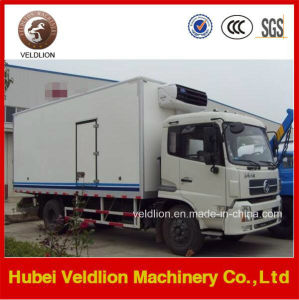 Dongfeng 10cbm/10m3/10000L Refrigerator Box Truck pictures & photos