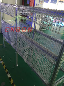 P30/P40/P50 Soft Flexible Transparent LED Curtain Display for Stage Lighting & video pictures & photos