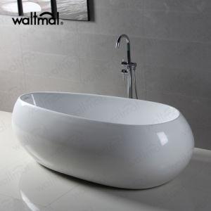 CE Cupc Freestanding Bathtubs Standing Alone Slip Bathtubs pictures & photos