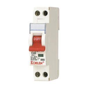 High Quality Mini Circuit Breakers Knb6-40 pictures & photos