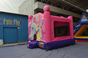 Princess Inflatable Jumping Bouncer Castle Chb374 pictures & photos
