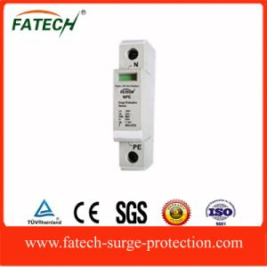 China Class C AC power supply 40KA lightning spd surge protection device supplier pictures & photos
