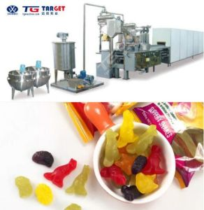 Multi-Fuctional Colorful Ball Bubble Gum Production Line for Sale pictures & photos