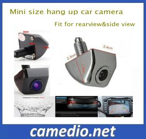Factory Wholesale Mini Hang up Car Camera Fit for Rearview&Side View pictures & photos
