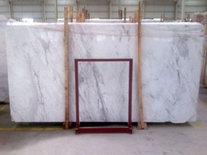 Natural Stone Volakas White Marble pictures & photos