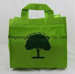 OEM Order Low Price PP Non Woven Shopping Tote Bag pictures & photos