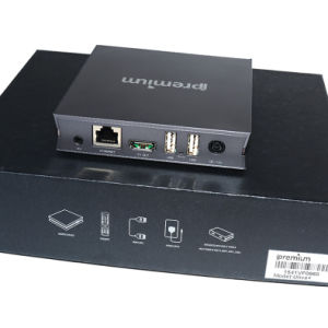 HD Digital Receiver Ipremium Ulive+ Android 4.4 +8g Memory IPTV Box pictures & photos