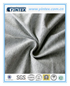 Knitted 5% Spandex and 95% Cotton Blend Fabric pictures & photos