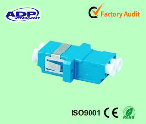 China Factory Price Sm Duplex LC -LC Optic Fiber Adapter pictures & photos