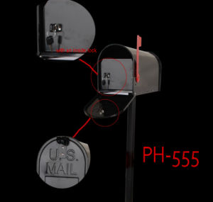 High Quality New Design Stand American Mailbox pictures & photos