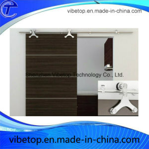 Stainless Steel Bathroom Glass Sliding Doors Hardware pictures & photos