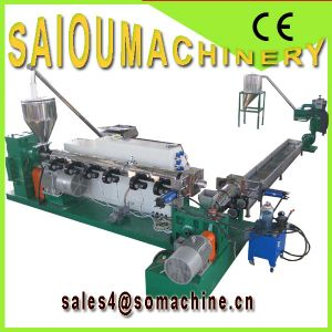 HDPE PE Waste Plastic Recycling Production Line pictures & photos