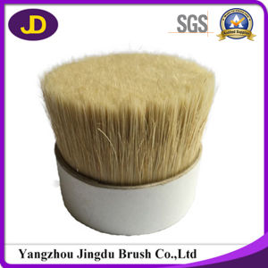 Natural Soft Pure Black Bristle Pig Hair Factory pictures & photos
