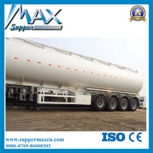 Best Price Oil Tanker, Triple Axles Oil Tanker, 42cbm Oil Tanker pictures & photos