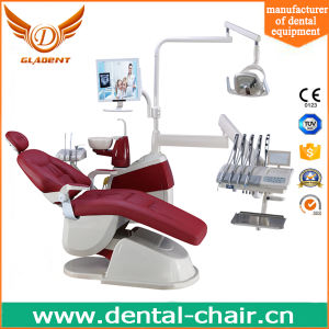 Gd-S350 Dental Chair Use Good Basic Plate and Frame pictures & photos