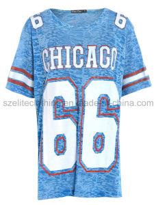 Cheap Women T-Shirt Garment (ELTWTJ-346) pictures & photos